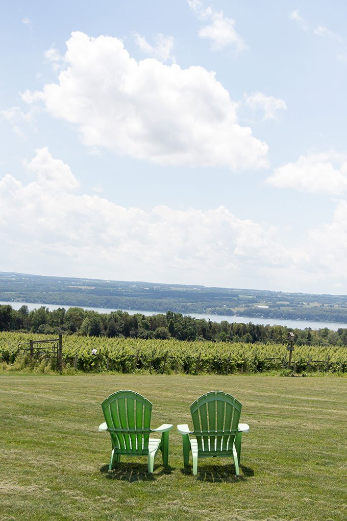 Finger Lakes winery weekend getaway from NYC