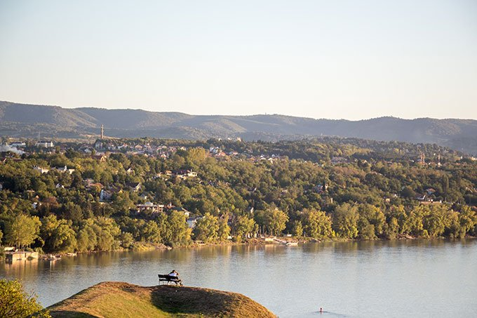 Things to do in Novi Sad, Serbia: View from Petrovaradin Fortress