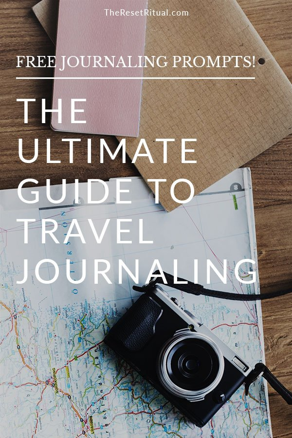 Simple, fun and easy minimalist travel journal ideas for self-discovery, mindfulness and meaningful memories—even if you struggle with journaling. These travel journal prompts and writing tips will help you make the most of your travels and create lasting positive change in your life.