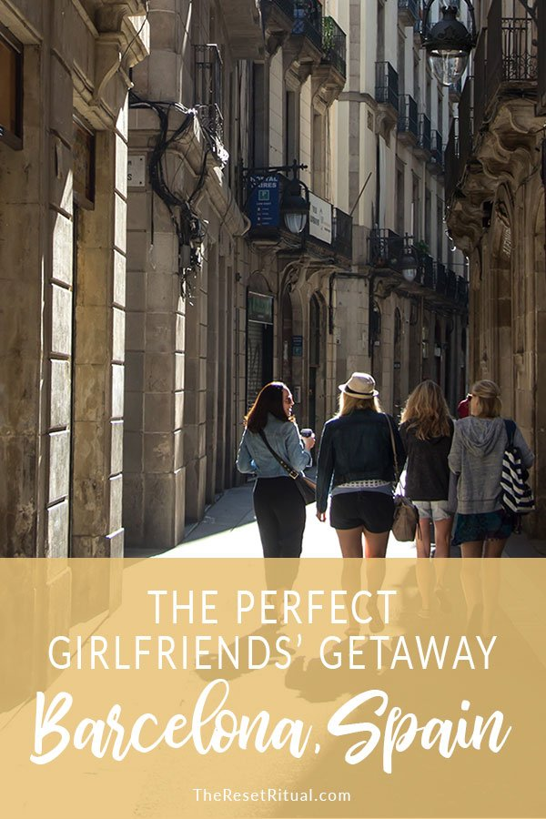 Looking for a girls trip destination with culture, nature and great food and wine? Look no further than Barcelona, Spain. With something for everyone, it should be on the top of your list for a fun girlfriends getaway in Europe. Check out these 10 fun things to do in Barcelona.