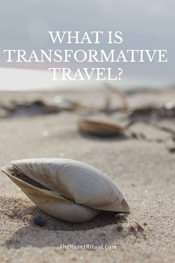 Have you heard of transformative travel? Get the scoop on what it is, where travelers go wrong, and how to make it work for you.