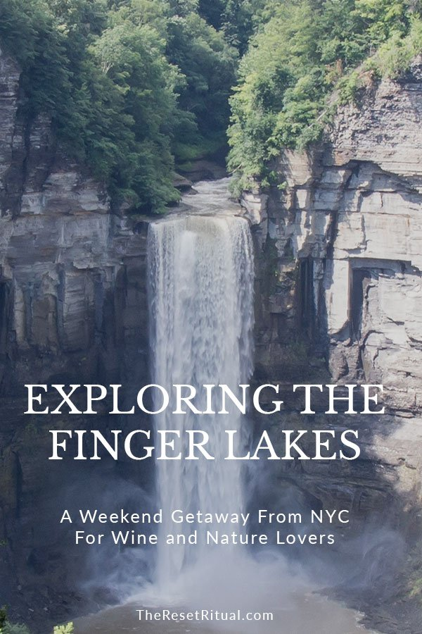 Need a weekend getaway from NYC? Consider a Finger Lakes vacation. Explore Ithaca, waterfalls and the Finger Lakes wineries in three days.