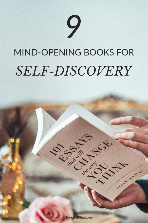Looking for self-help books that are truly helpful? Here are nine life-changing books for self-discovery and personal growth. Whether you're trying to find yourself, cultivate positive habits, practice mindfulness or simply be happier, you'll want to add these reads to your bookshelf, stat.