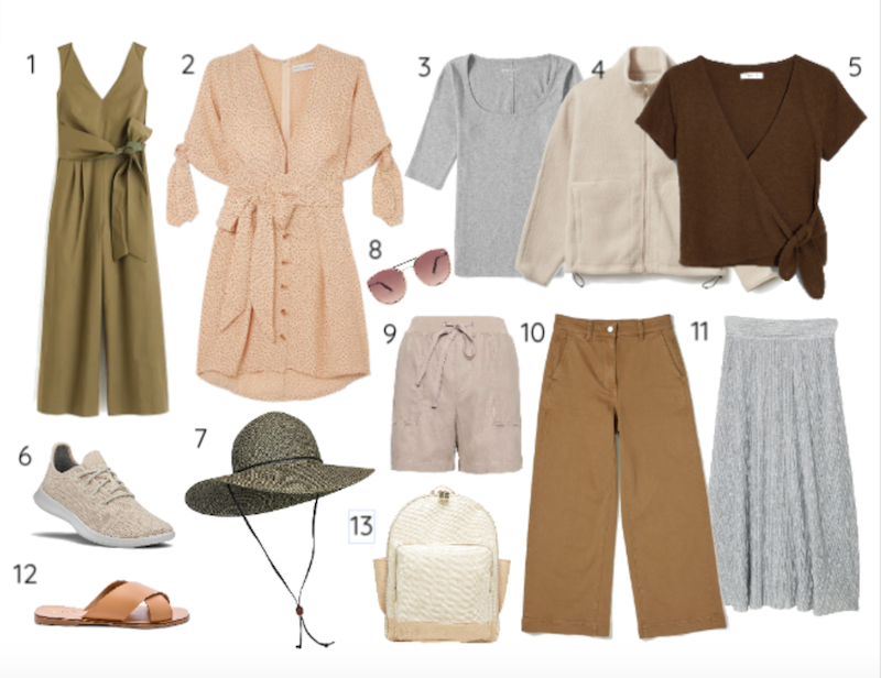 safari clothing