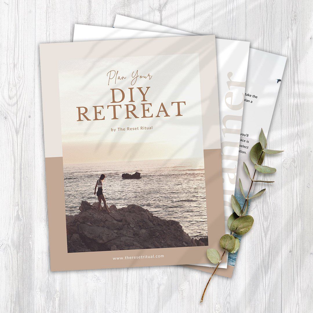 DIY Retreat Planner Pages